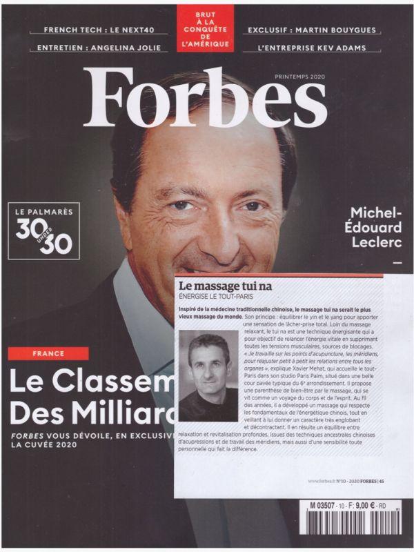 forbes magazine printemps 2020 - 1